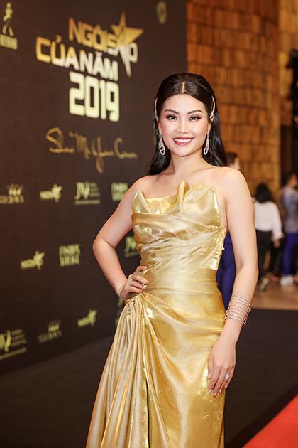 Á hậu Việt Nam 2014 Diễm Trang.