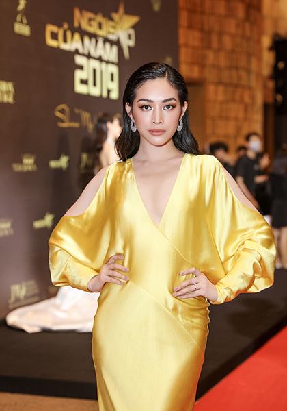 Diễn viên Mai Thanh Hà được chú ý năm qua với phim Thưa mẹ con đi.