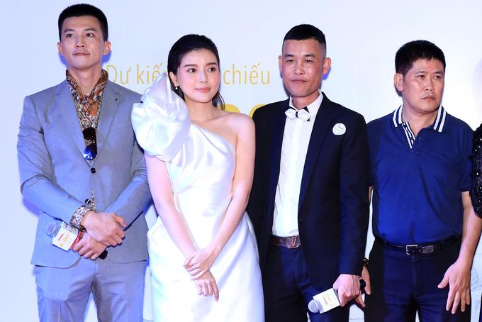 Phước Sang ra mắt phim Tết
