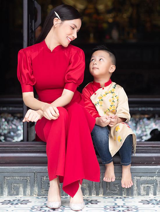 Kiwi Ngô Mai Trang đón xuân ở nhà mới