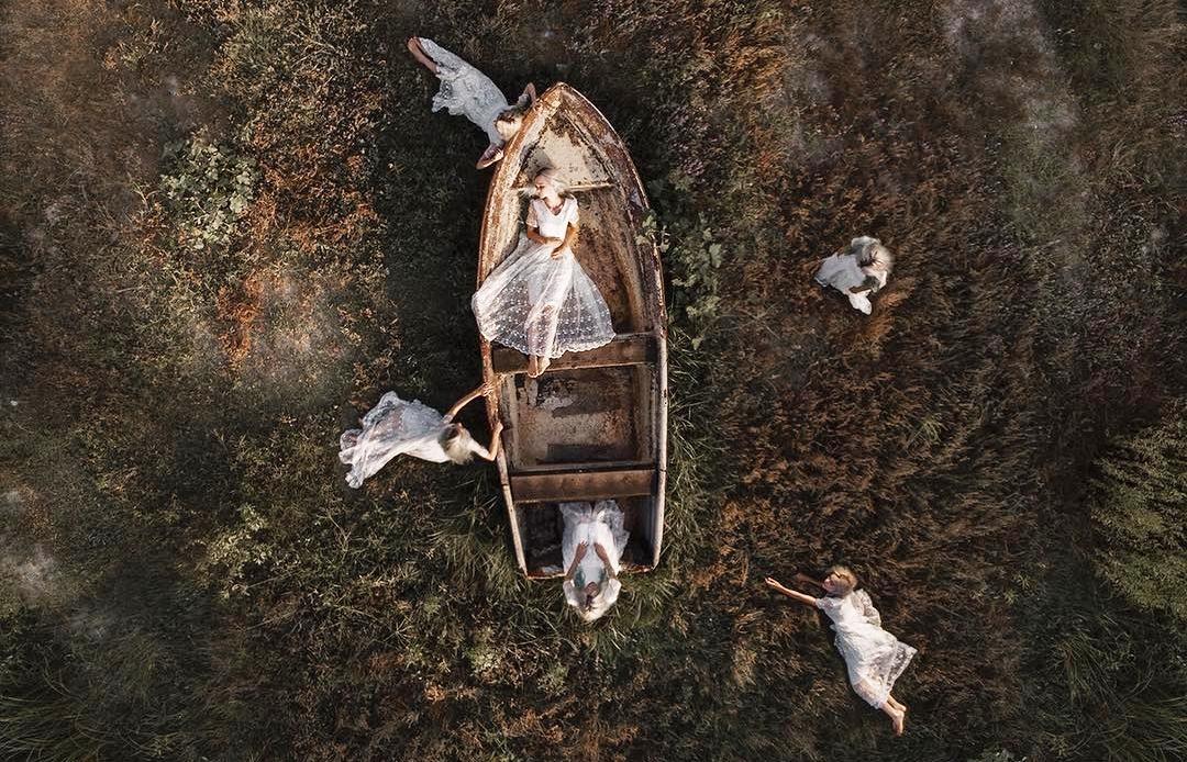 Tác phẩm siêu thực của nhiếp ảnh gia Serbia