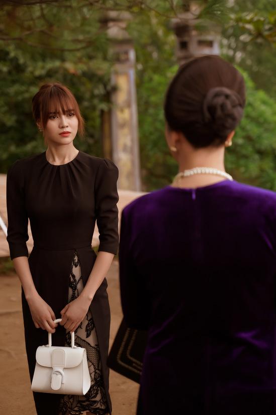 Váy áo Lan Ngọc trong phim 'Gái già lắm chiêu 3'