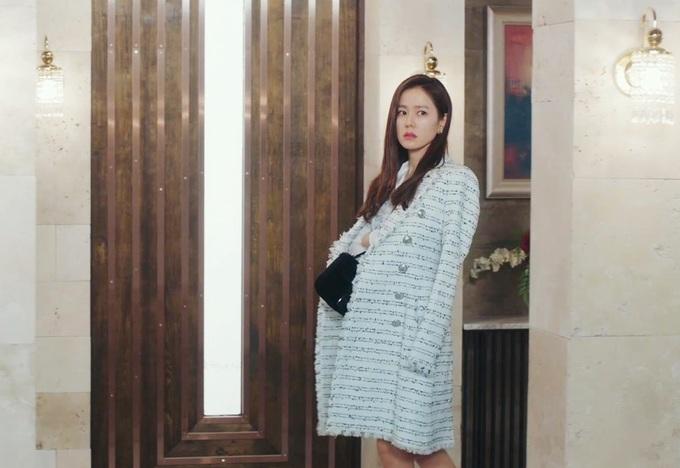 Loạt áo khoác đắt tiền của Son Ye Jin