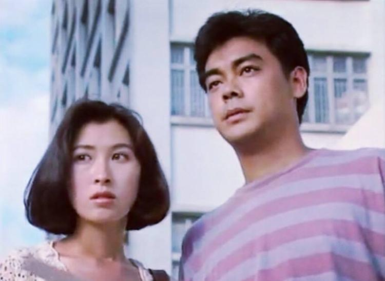 Lưu Thanh Vân, Quách Ái Minh bén duyên khi đóng Đại thời đại của TVB. Ảnh: Mpweekly.