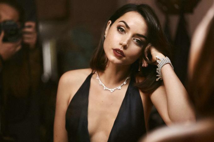 Ana de Armas - 'Bond Girl' thế hệ mới