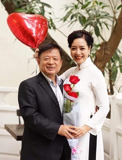 33 năm bên nhau của vợ chồng Chiều Xuân  - Ảnh 4.
