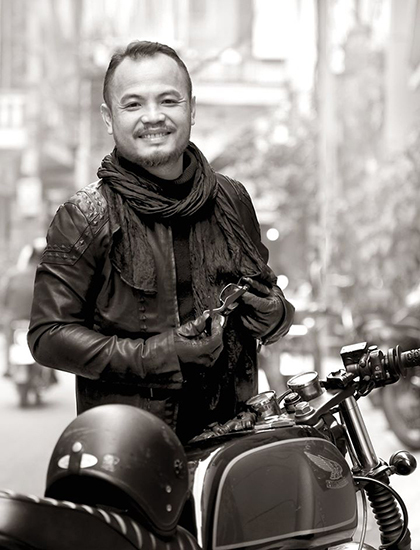 Trần Lập qua đời ngày 17/3/2016 vì ung thư trực tràng. Ảnh: Dzung Tran.