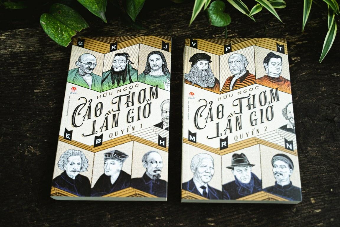 Sách Cảo thơm lần giở do Nhà xuất bản Kim Đồng ấn hành. Ảnh: Kim Đồng.