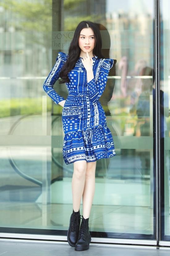 Thanh Thanh Huyền gợi ý váy áo mùa hè