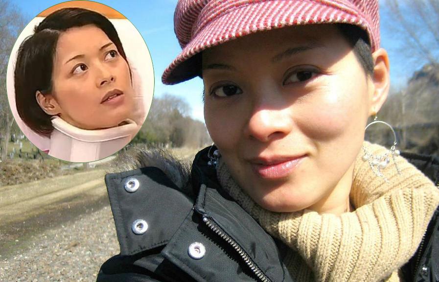 Lưu Cẩm Linh đóng Cổ Trạch Dao, vợ của Cao Ngạn Bác, mắc bệnh ung thư, chết do trúng độc.