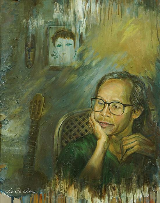 Chân dung Trịnh Công Sơn và những 'người tình âm nhạc'