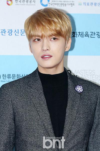 Ca sĩ Kim Jae Joong. Ảnh: Bnt.