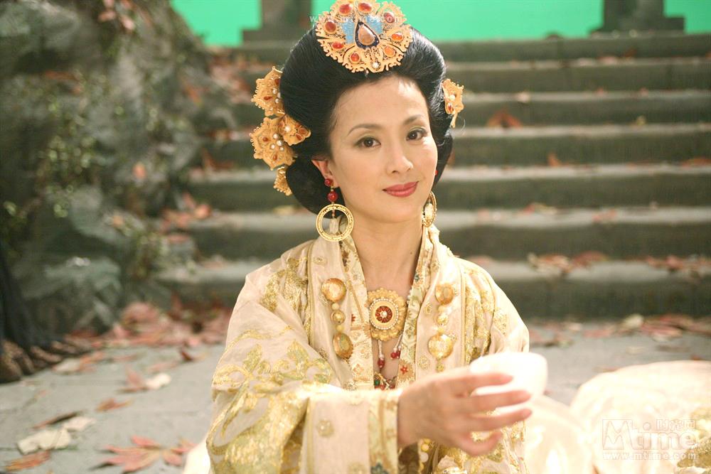 Năm 2008, bà đóng vai khách mời trong