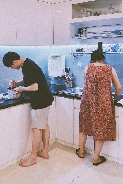 Sao Việtkhoe gia đình hạnh phúc thời dịch