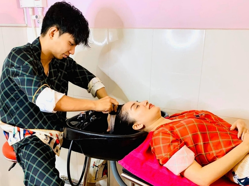 Sao Việtkhoe gia đình hạnh phúc thời dịch - 6