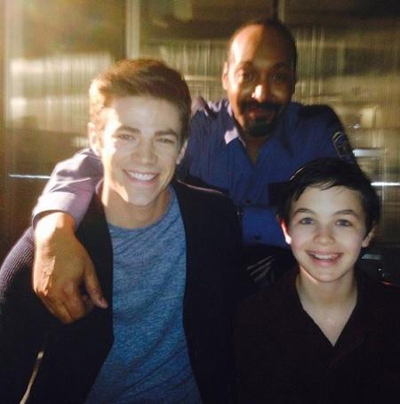 Diễn viên The Flash mất ở tuổi 16 - ảnh 2